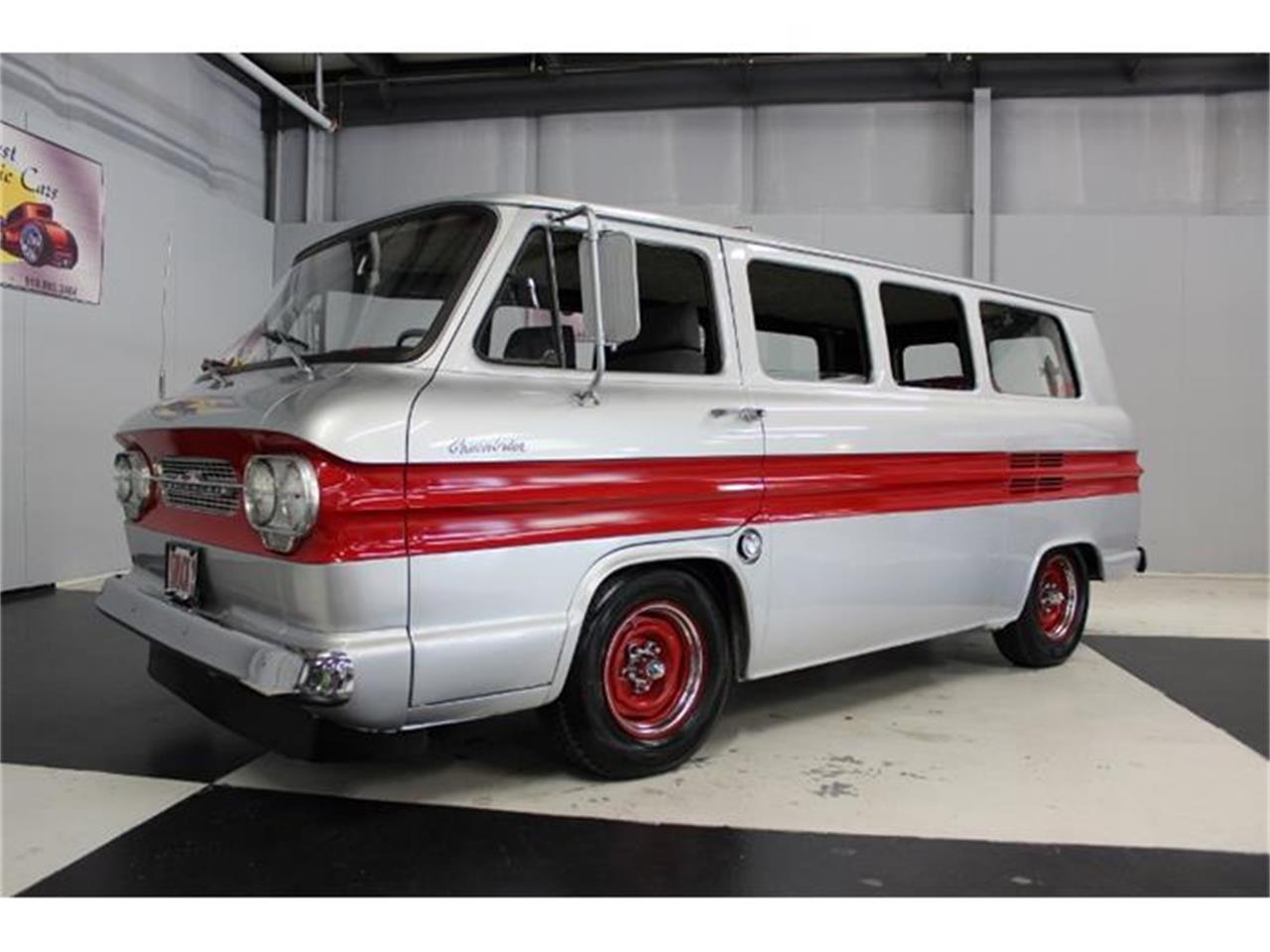 Large Picture of '61 Van - $16,500.00 Offered by East Coast Classic Cars - F258