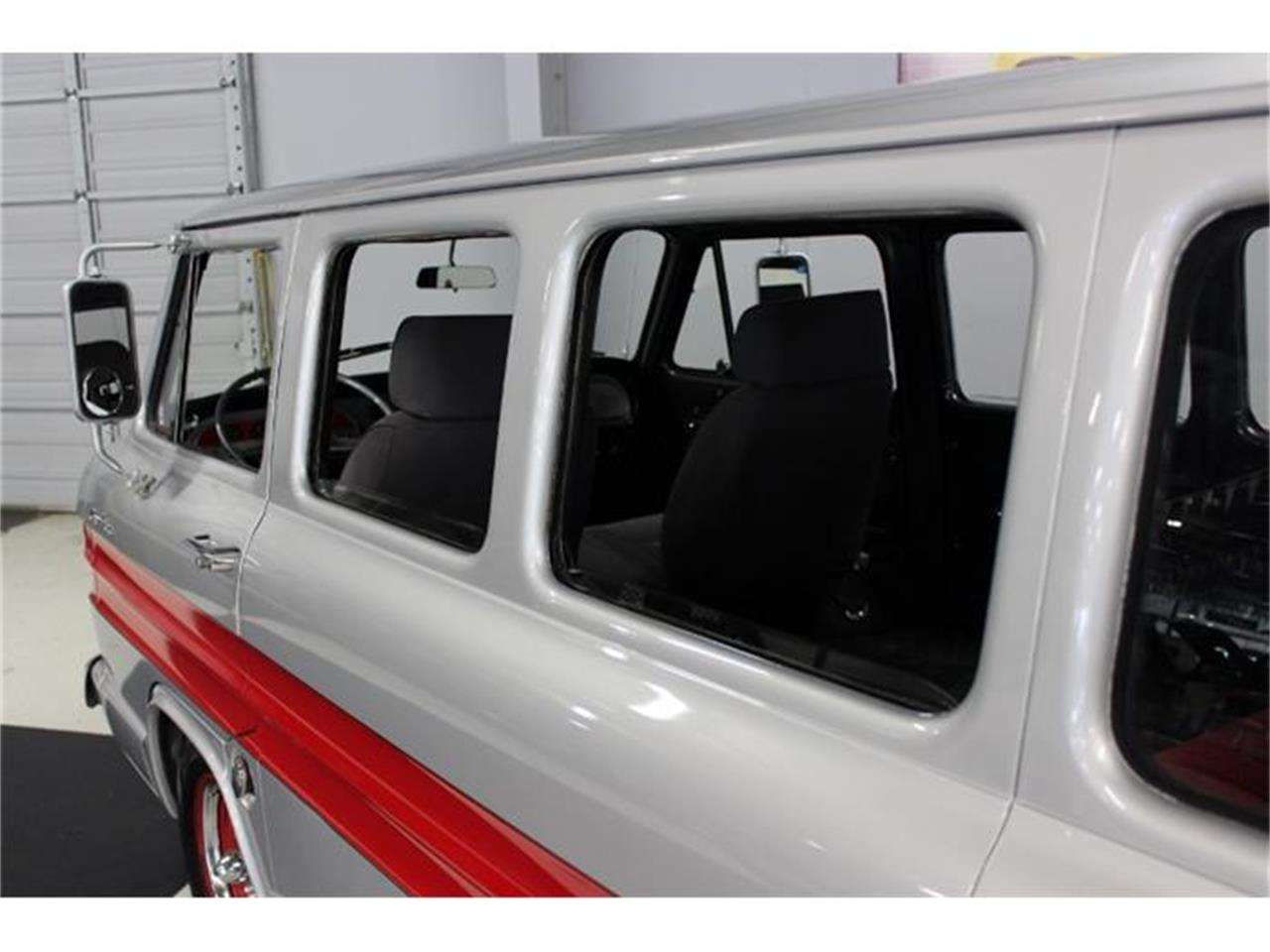Large Picture of Classic '61 Chevrolet Van Offered by East Coast Classic Cars - F258