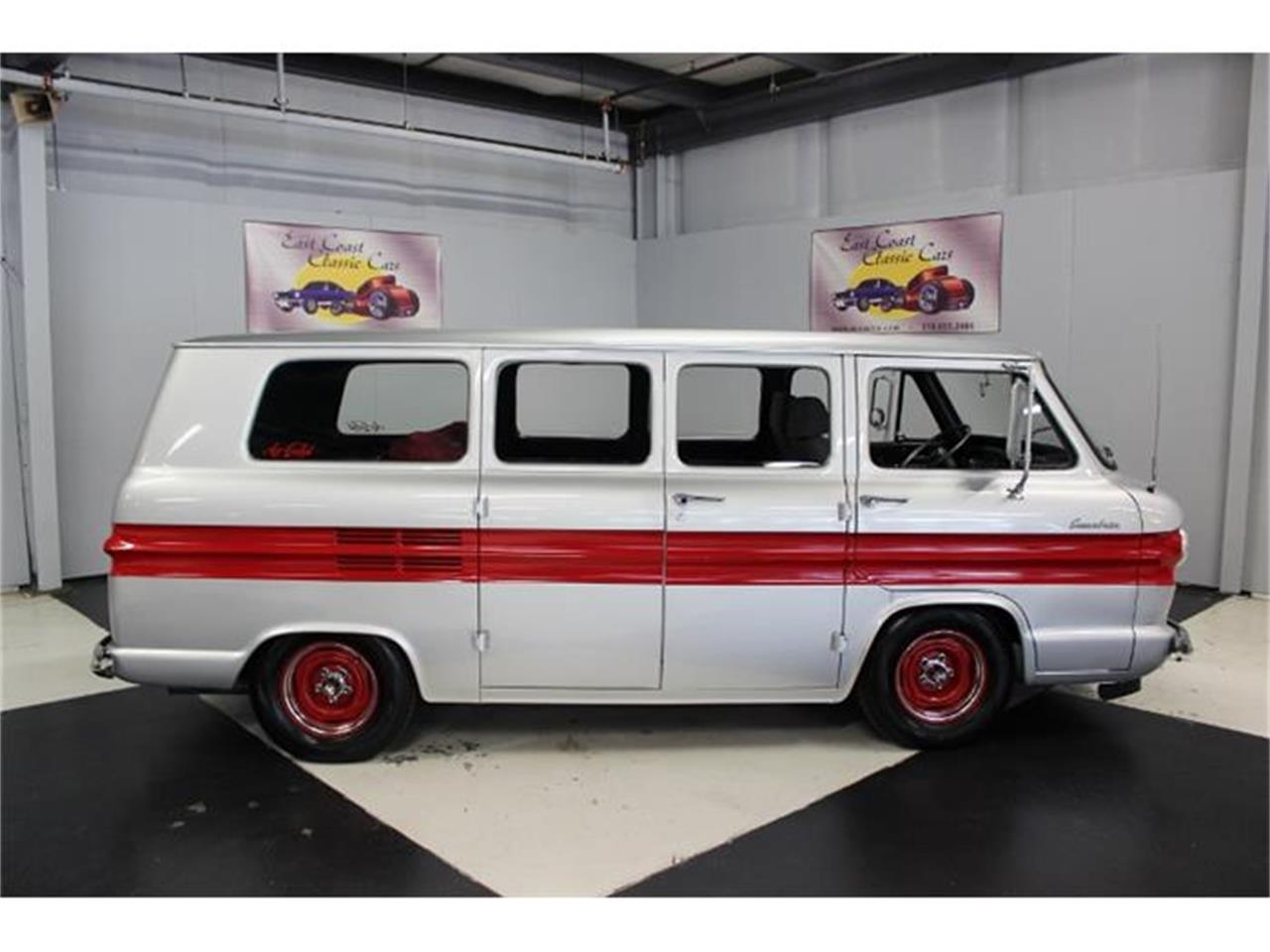 Large Picture of Classic '61 Chevrolet Van located in North Carolina - $16,500.00 Offered by East Coast Classic Cars - F258