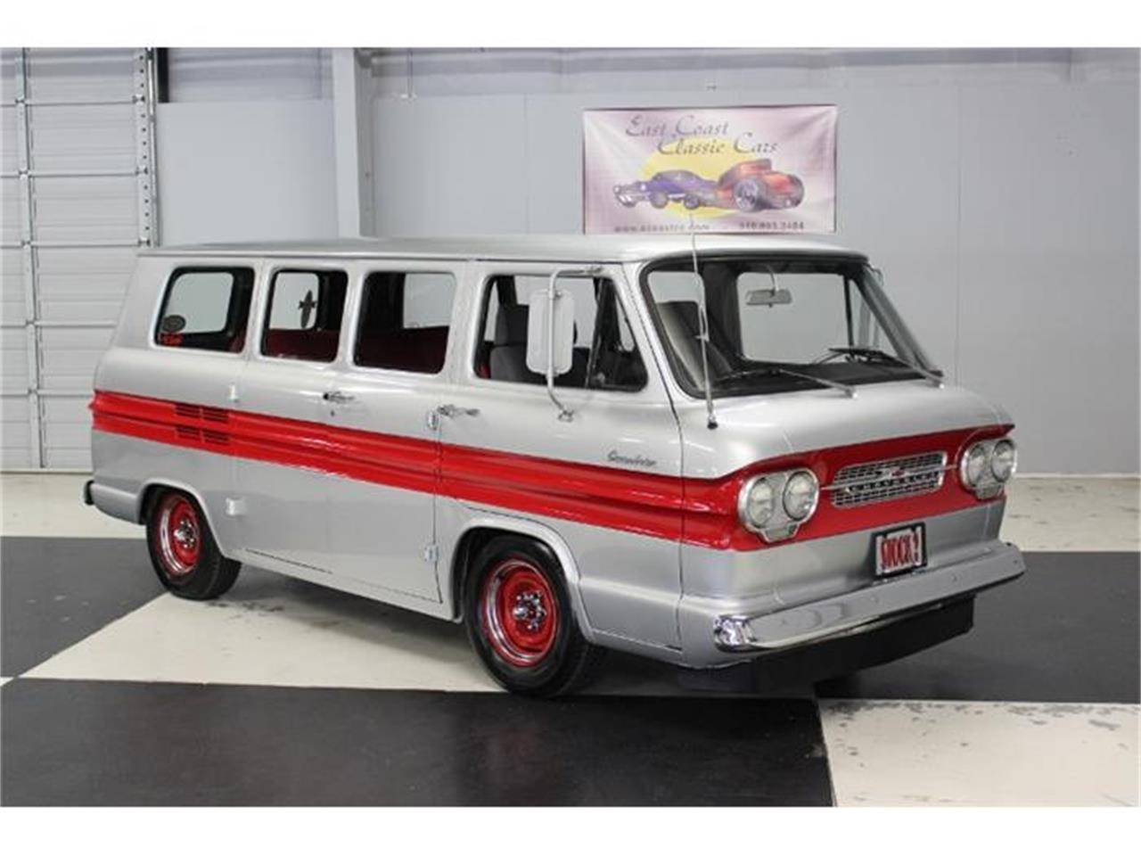 Large Picture of Classic 1961 Chevrolet Van Offered by East Coast Classic Cars - F258