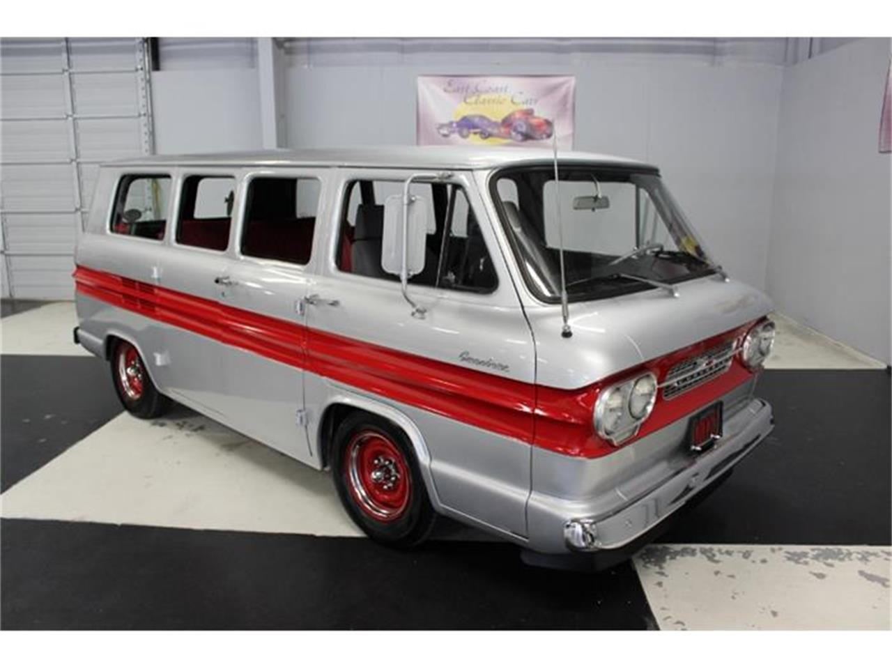 Large Picture of Classic '61 Van located in North Carolina Offered by East Coast Classic Cars - F258
