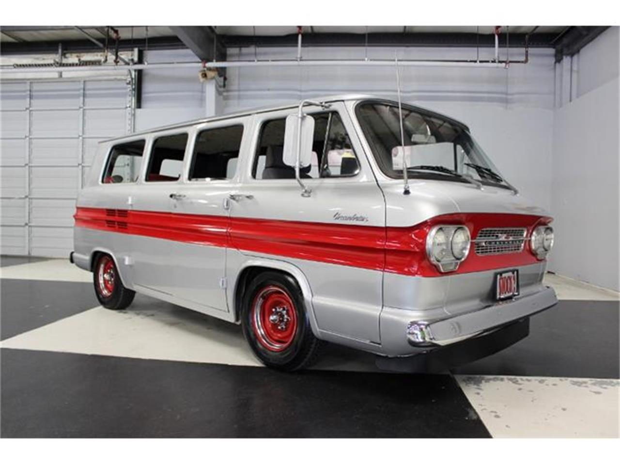 Large Picture of Classic 1961 Van located in Lillington North Carolina - $16,500.00 - F258