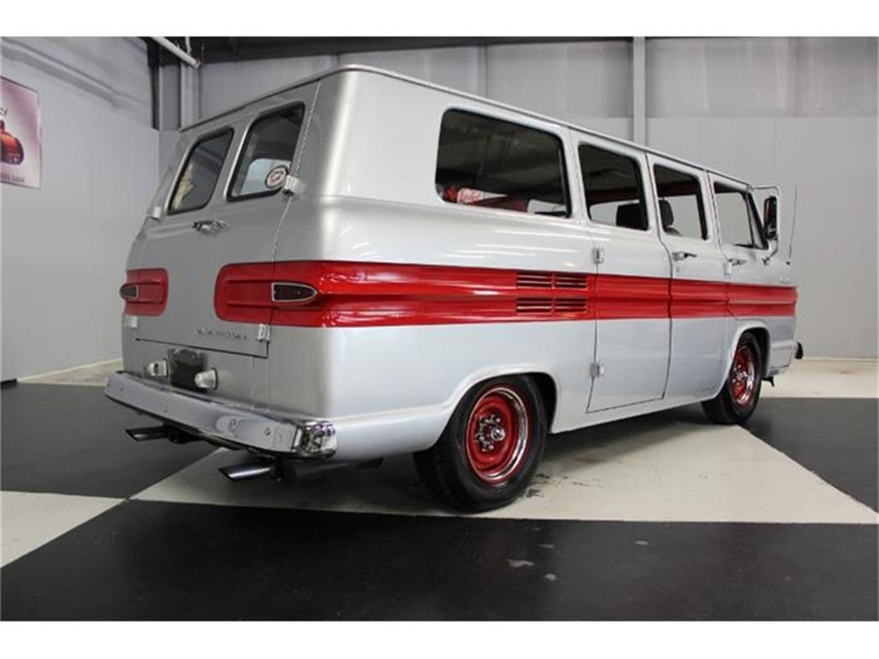 Large Picture of Classic '61 Chevrolet Van - $16,500.00 Offered by East Coast Classic Cars - F258