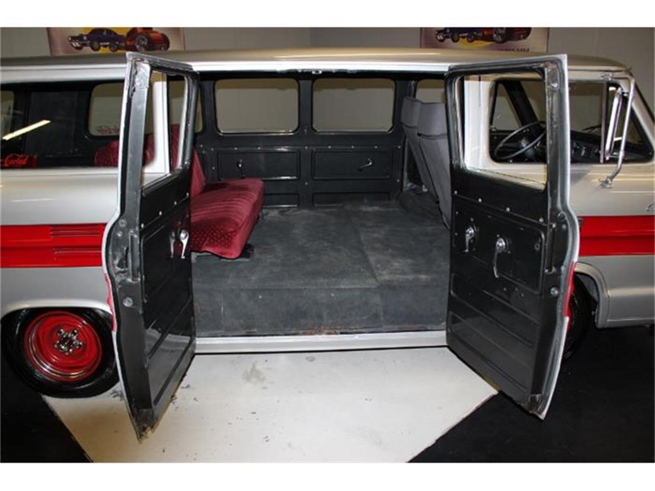 Large Picture of 1961 Van located in North Carolina - $16,500.00 - F258