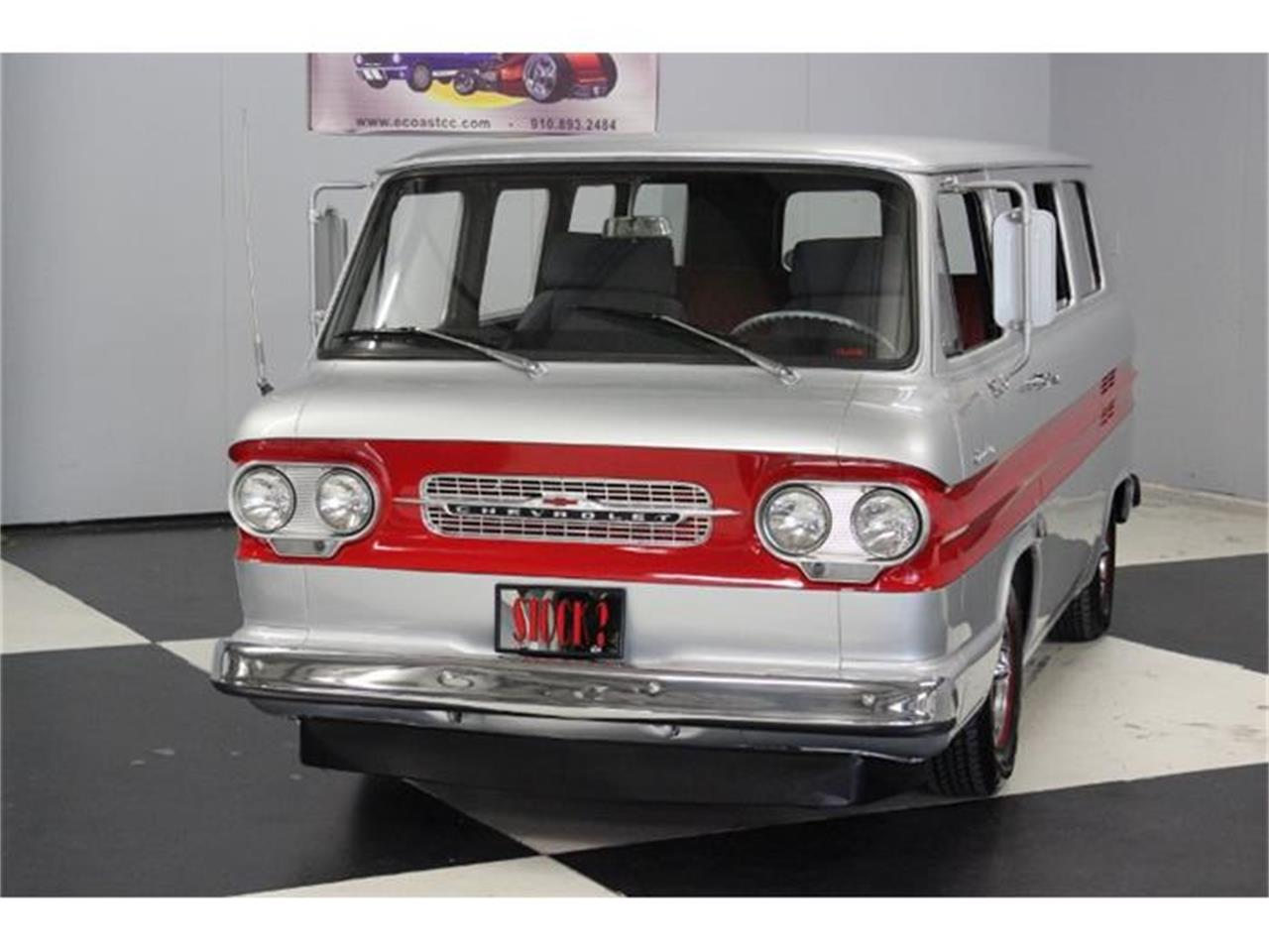 Large Picture of '61 Van located in North Carolina - $16,500.00 - F258