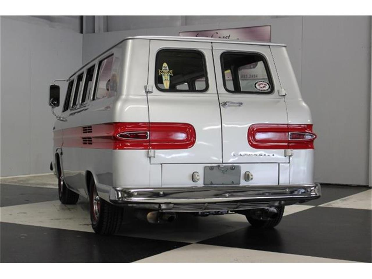 Large Picture of 1961 Chevrolet Van - $16,500.00 Offered by East Coast Classic Cars - F258