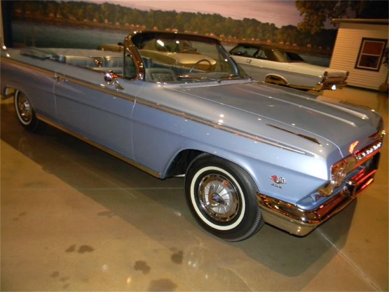 Large Picture of '62 Impala - F25Q