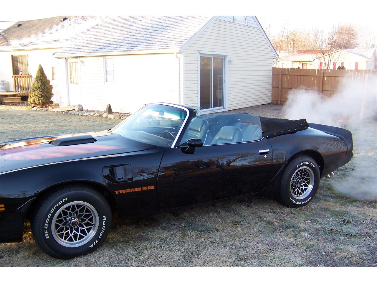 Large Picture of '79 Firebird Trans Am located in Michigan - $25,250.00 - F2BI