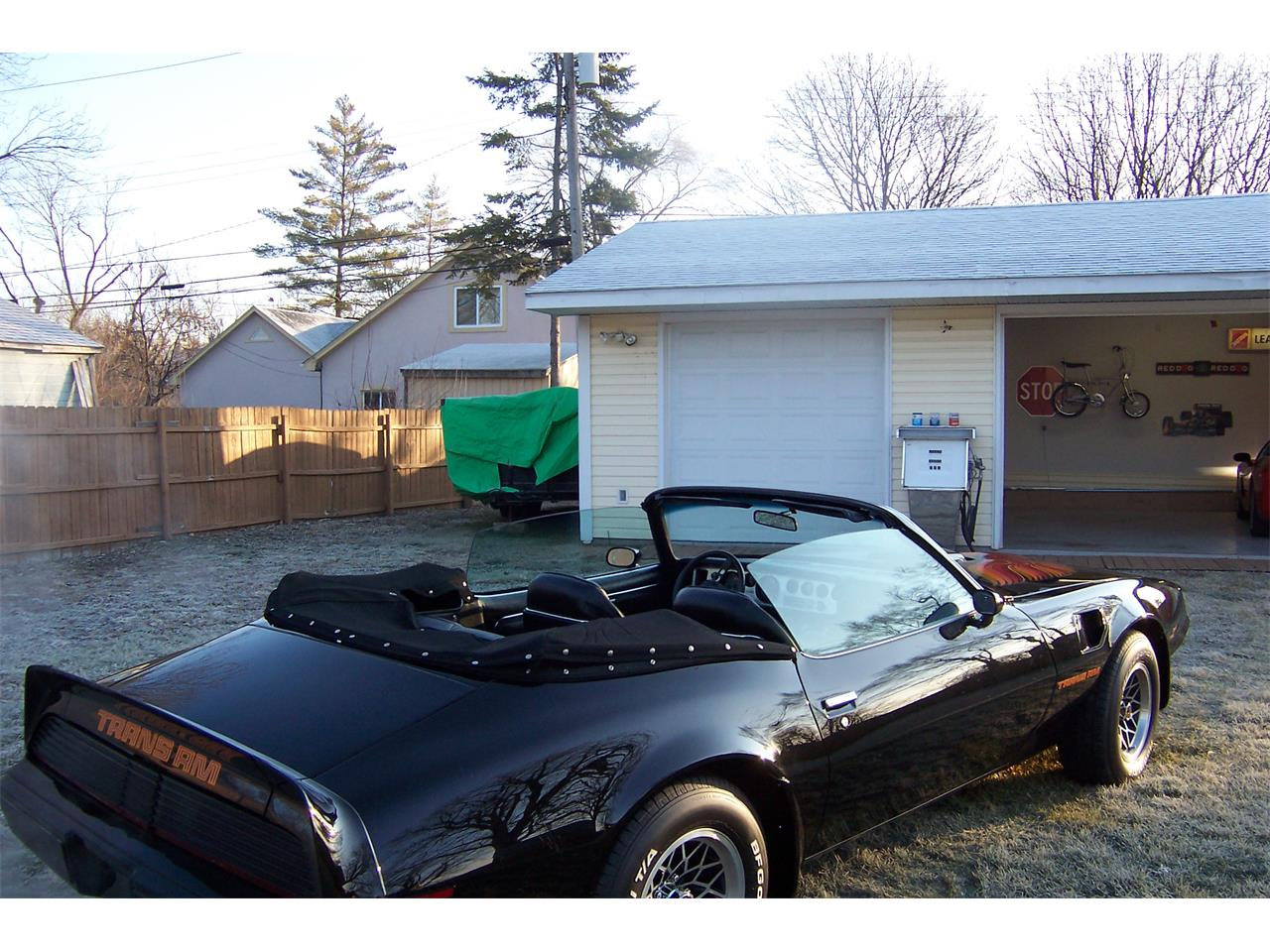 Large Picture of '79 Pontiac Firebird Trans Am located in Rochester Hills Michigan - F2BI