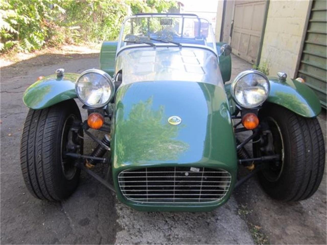 Large Picture of '84 Caterham Super 7 located in Stratford Connecticut Offered by The New England Classic Car Co. - F2BT
