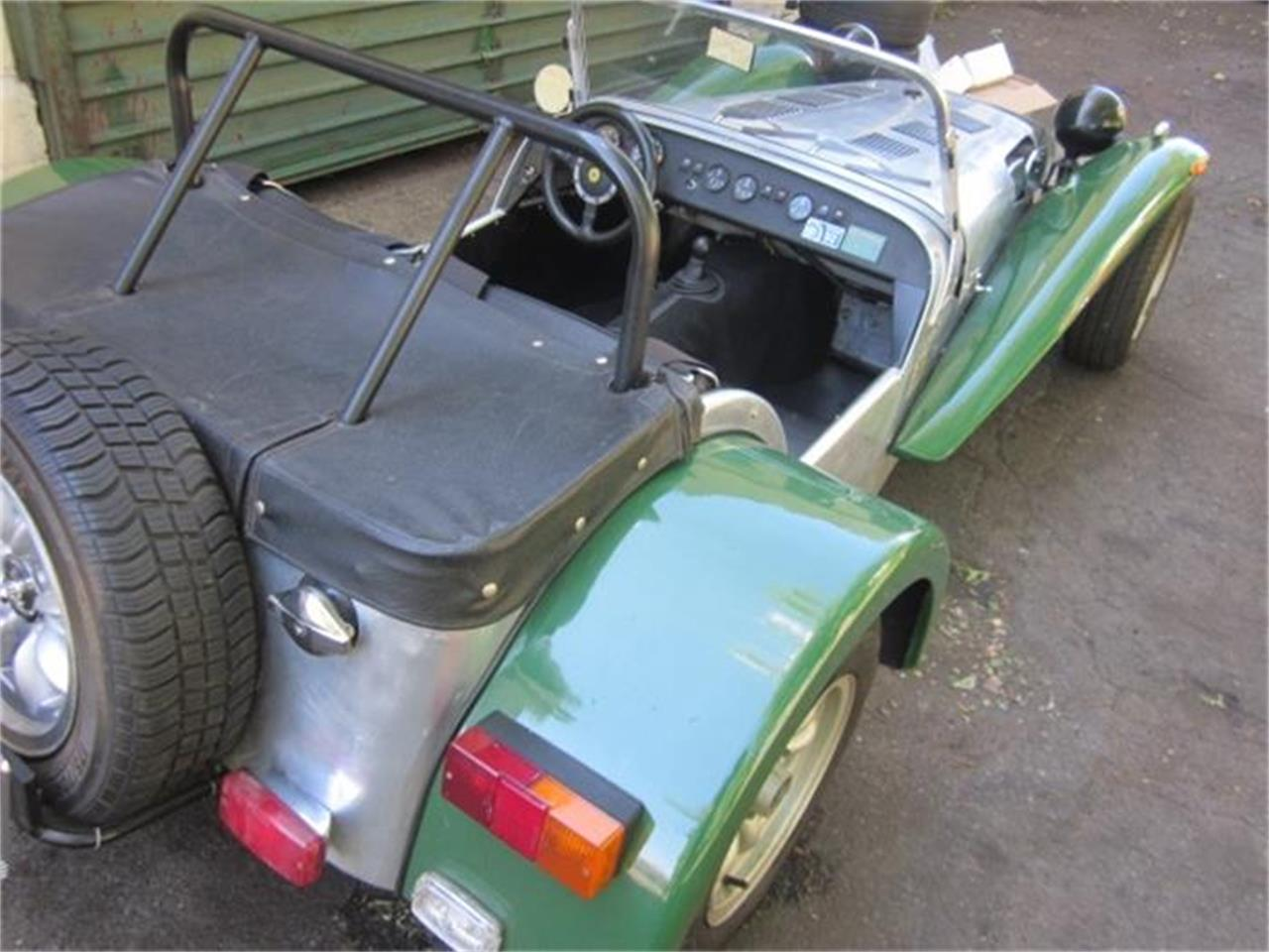 Large Picture of '84 Caterham Super 7 located in Connecticut - $36,000.00 Offered by The New England Classic Car Co. - F2BT