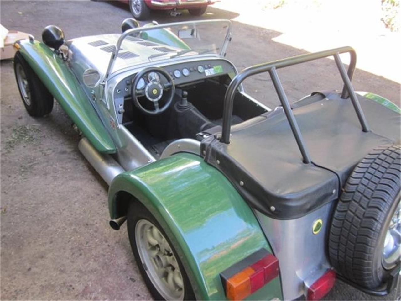 Large Picture of '84 Lotus Caterham Super 7 located in Connecticut - $36,000.00 Offered by The New England Classic Car Co. - F2BT