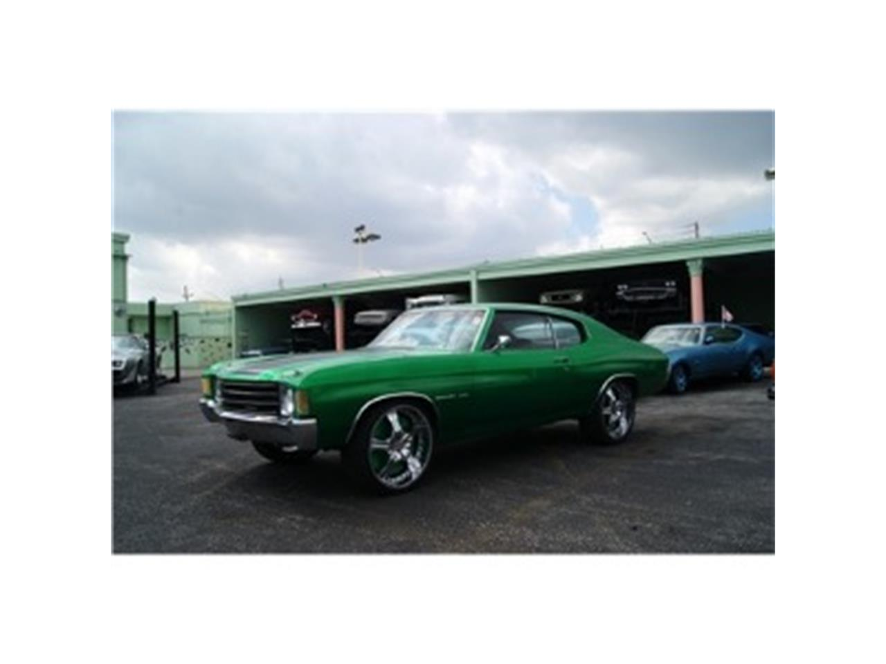 Large Picture of '72 Chevelle - F2EC