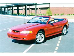 Picture of '98 Ford Mustang GT - $17,400.00 Offered by a Private Seller - F2FF