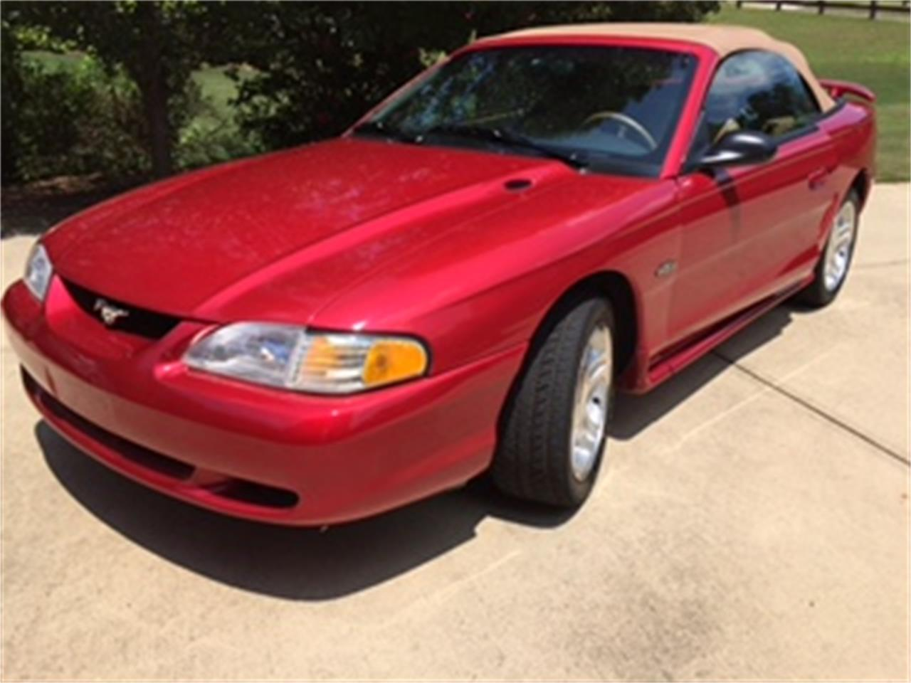 Large Picture of 1998 Ford Mustang GT Offered by a Private Seller - F2FF