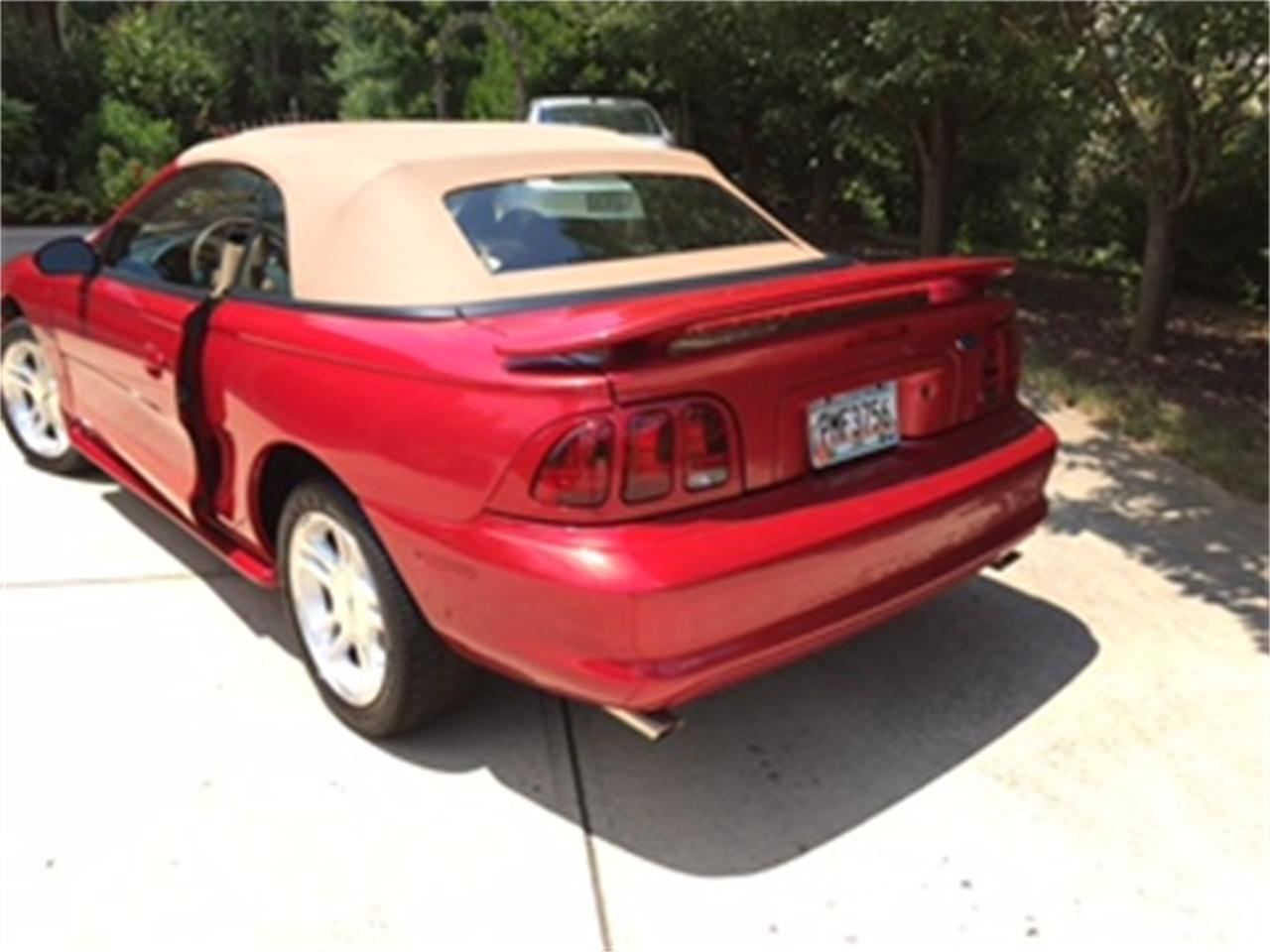 Large Picture of '98 Mustang GT - $17,400.00 - F2FF