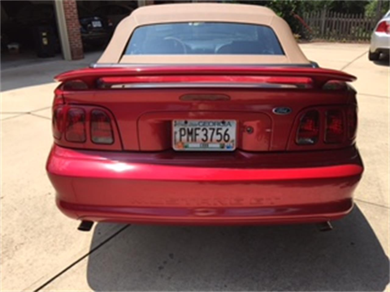 Large Picture of '98 Ford Mustang GT Offered by a Private Seller - F2FF