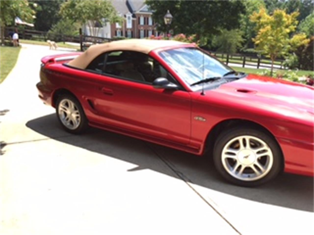 Large Picture of '98 Ford Mustang GT - F2FF