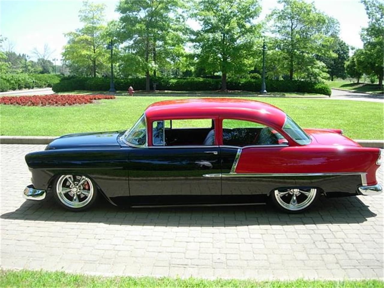 Large Picture of Classic 1955 Chevrolet 210 located in Ohio - $82,500.00 - F2FJ