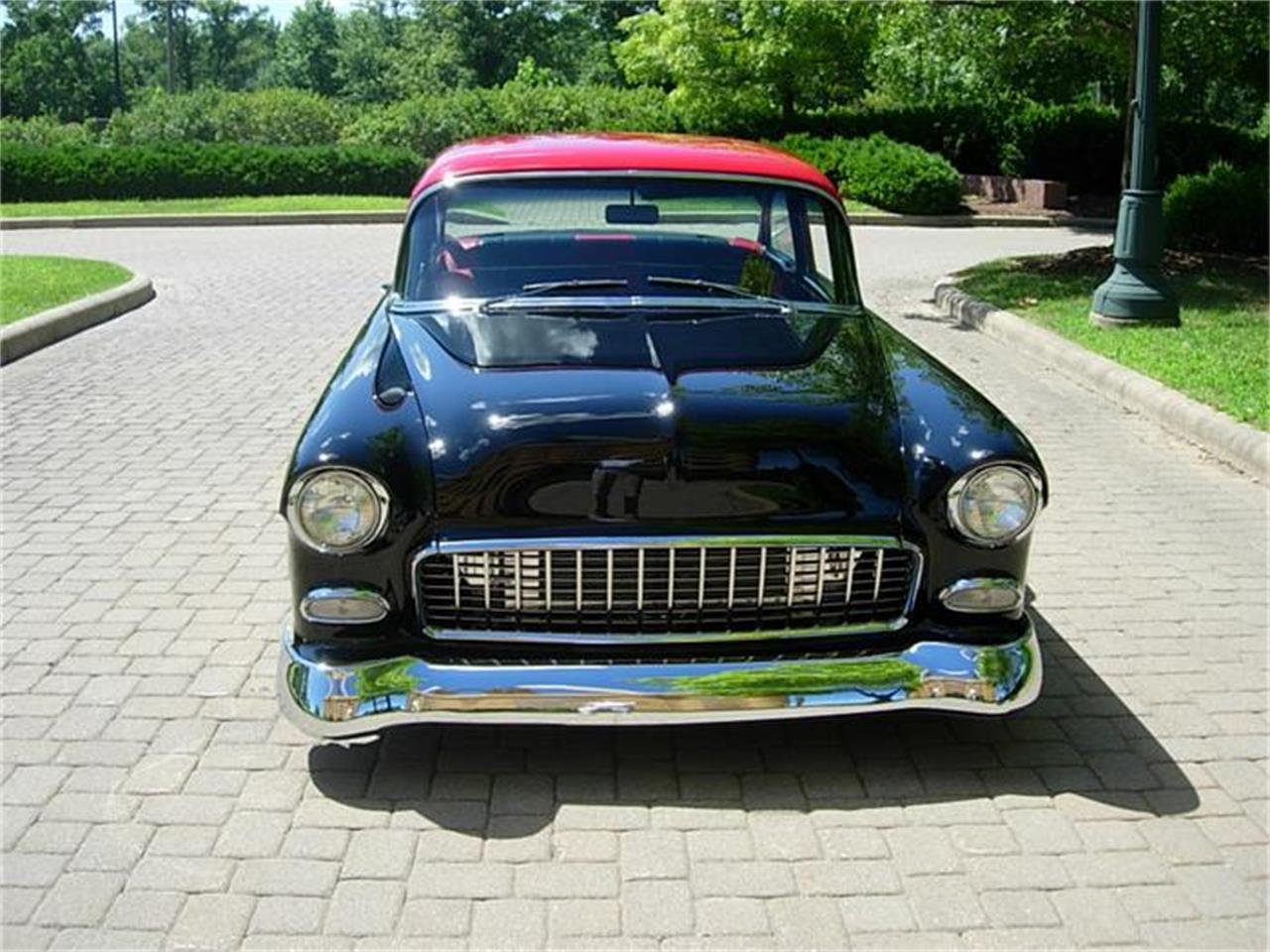 Large Picture of 1955 Chevrolet 210 located in Newark Ohio - $82,500.00 - F2FJ