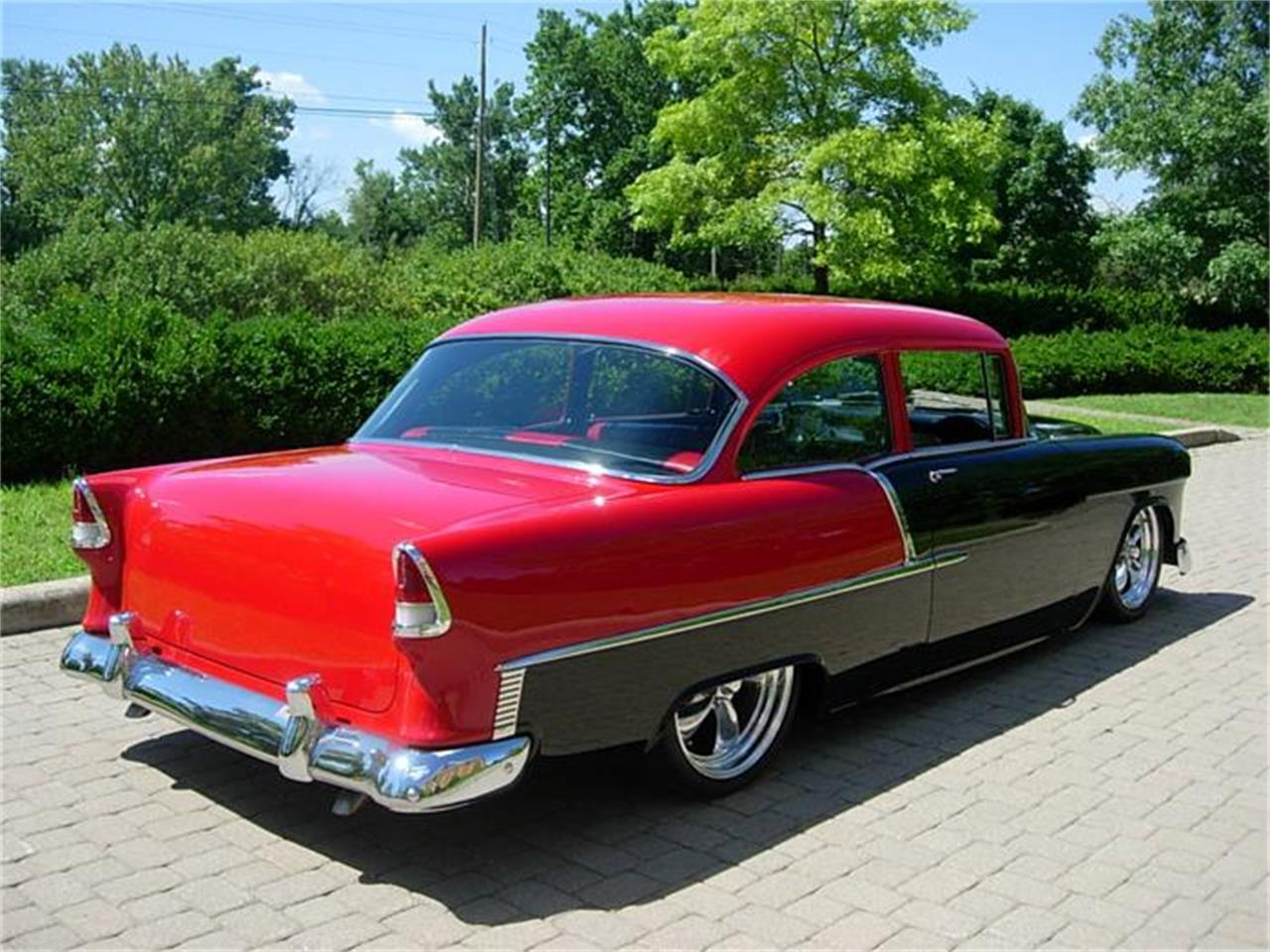 Large Picture of '55 Chevrolet 210 located in Newark Ohio - $82,500.00 - F2FJ