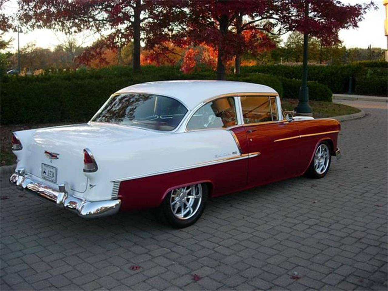 Large Picture of '55 Chevrolet 210 - $82,500.00 Offered by JJ Rods, LLC - F2FJ