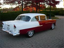 Picture of Classic 1955 Chevrolet 210 located in Newark Ohio - F2FJ