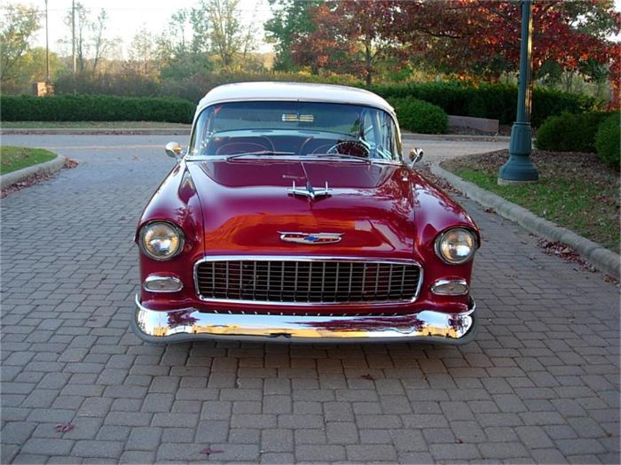 Large Picture of Classic '55 Chevrolet 210 located in Ohio - $82,500.00 Offered by JJ Rods, LLC - F2FJ