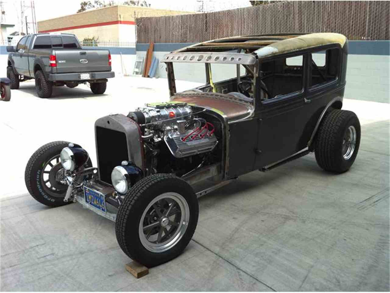 Large Picture of '31 Model A located in Woodlalnd Hills California Offered by California Cadillac And Collectibles - F2K1