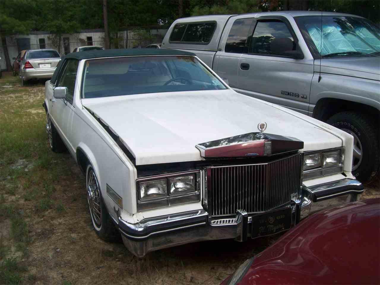 1987 Cadillac Eldorado for Sale | ClicCars.com | CC-703156