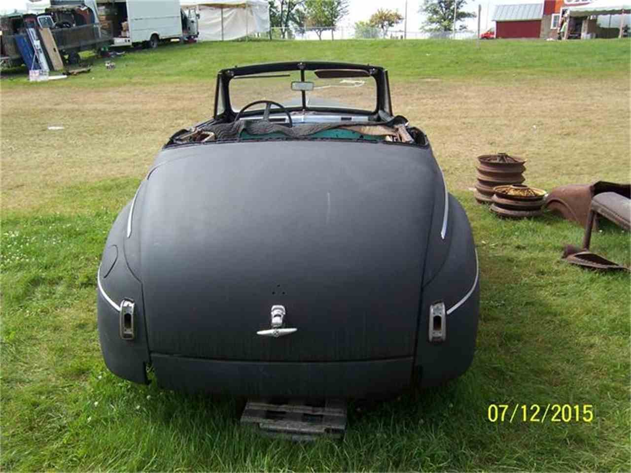 Large Picture of '41 Convertible - F2KD