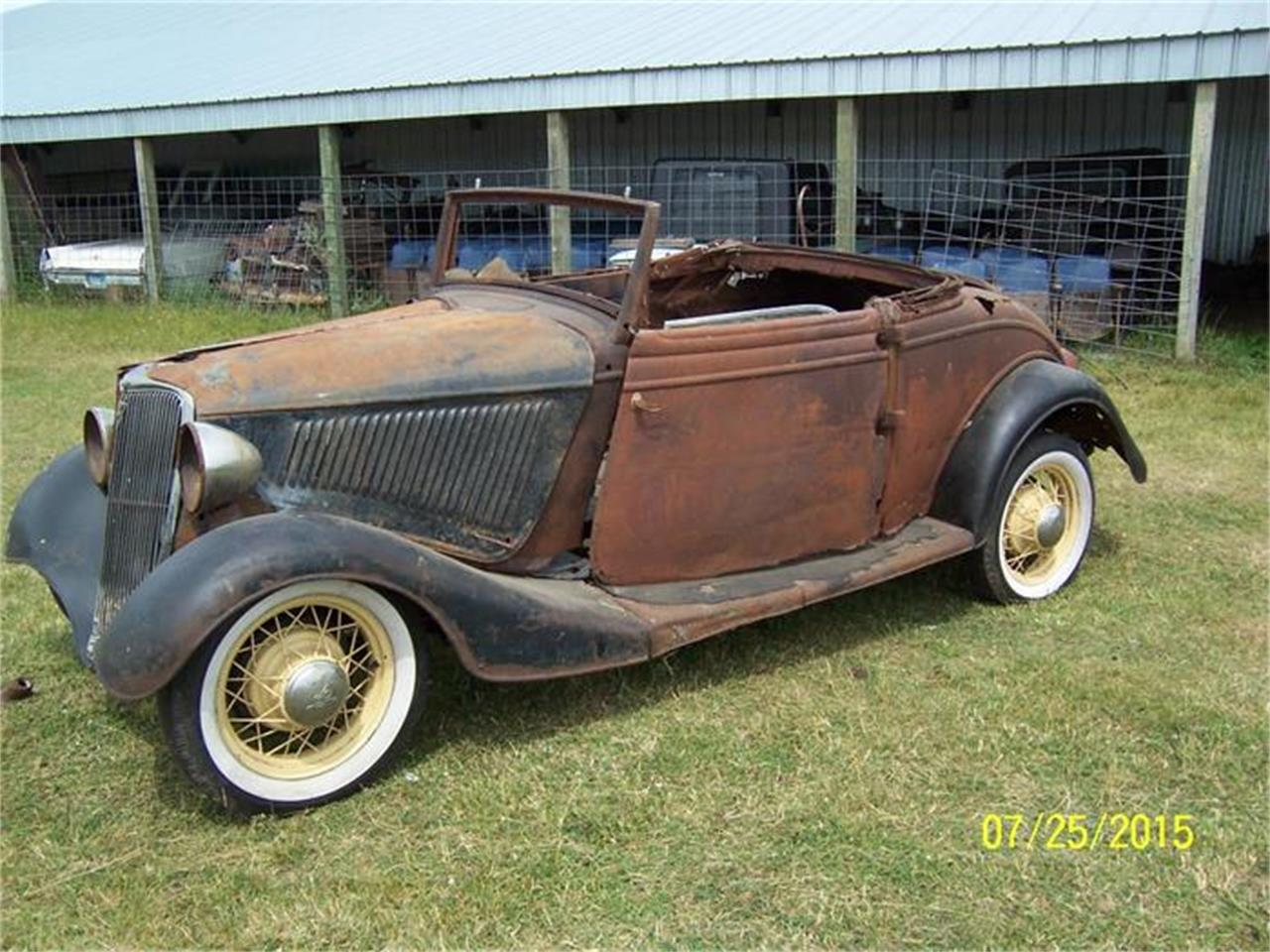 Large Picture of '34 Cabriolet - F2KE