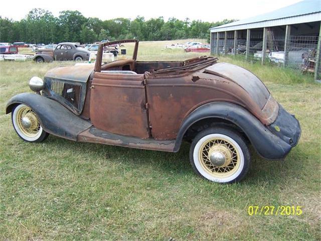 Picture of '34 Cabriolet - F2KE