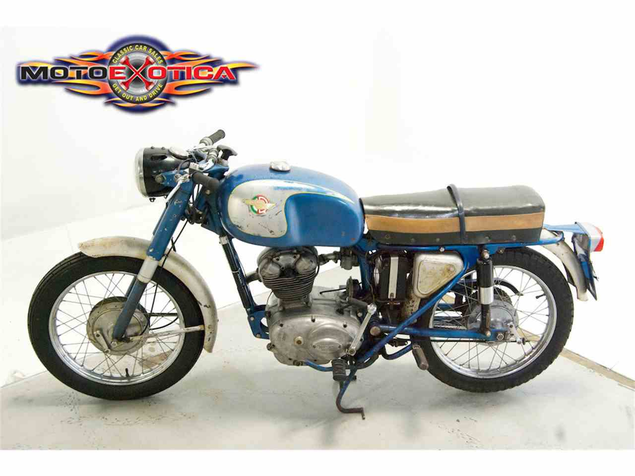 Large Picture of '63 125 TS - $5,900.00 Offered by MotoeXotica Classic Cars - F2MM