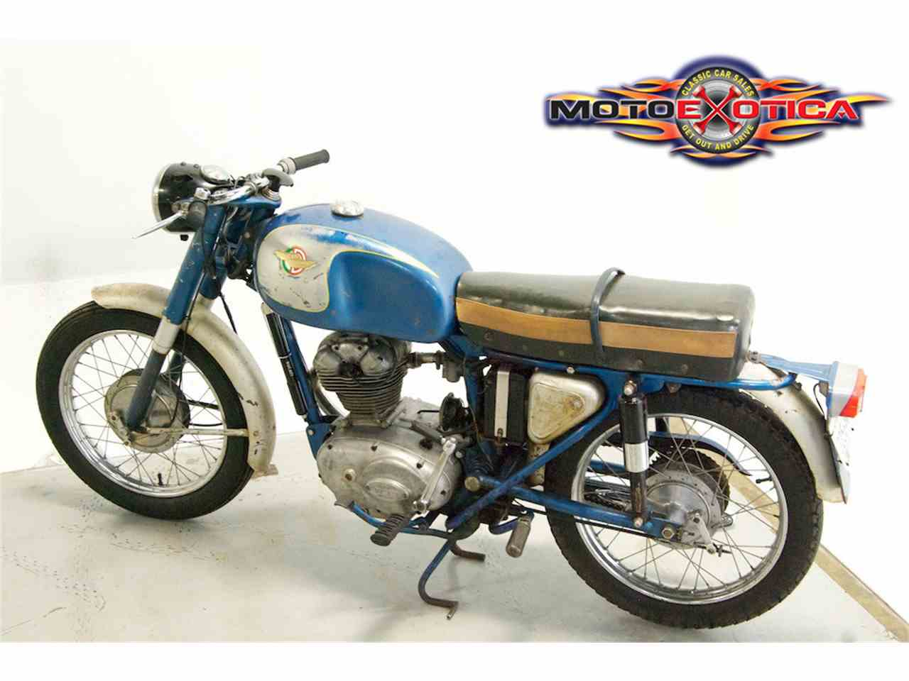 Large Picture of '63 Ducati 125 TS - $5,900.00 Offered by MotoeXotica Classic Cars - F2MM