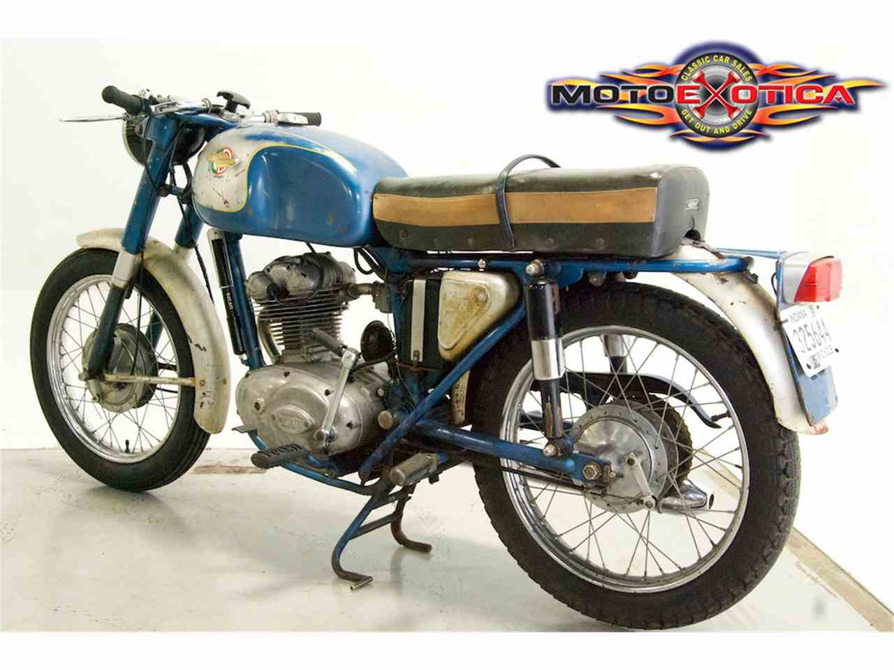 Large Picture of Classic '63 Ducati 125 TS located in Missouri Offered by MotoeXotica Classic Cars - F2MM