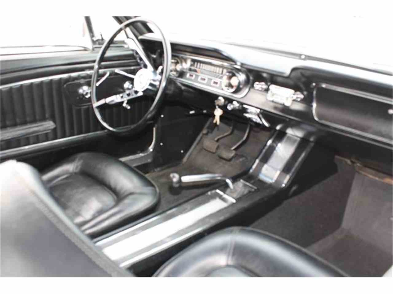 Large Picture of '65 Mustang - F2OO