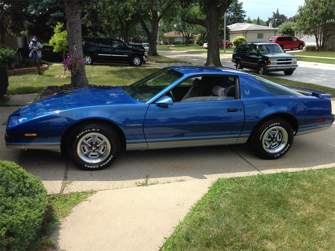 Large Picture of '86 Firebird - F2P5