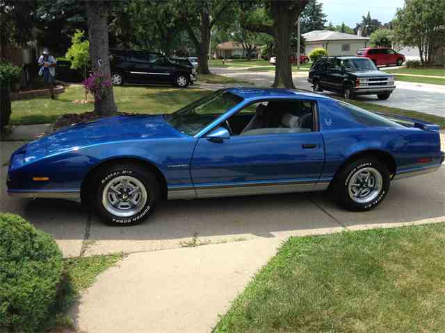 Picture of 1986 Pontiac Firebird located in Michigan Offered by a Private Seller - F2P5