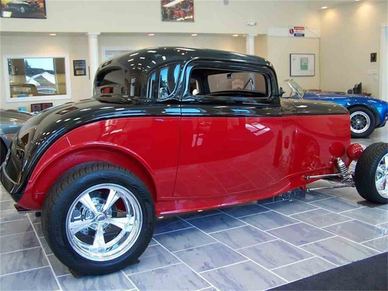 Large Picture of '32 3-Window Coupe - F2V7