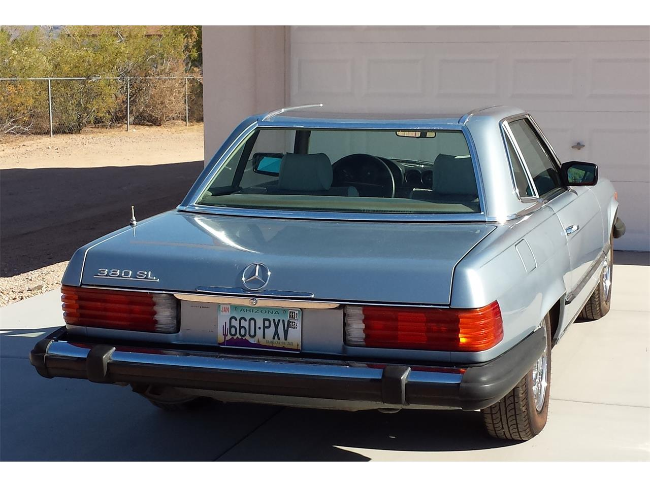 Large Picture of '84 380SL - F2VM
