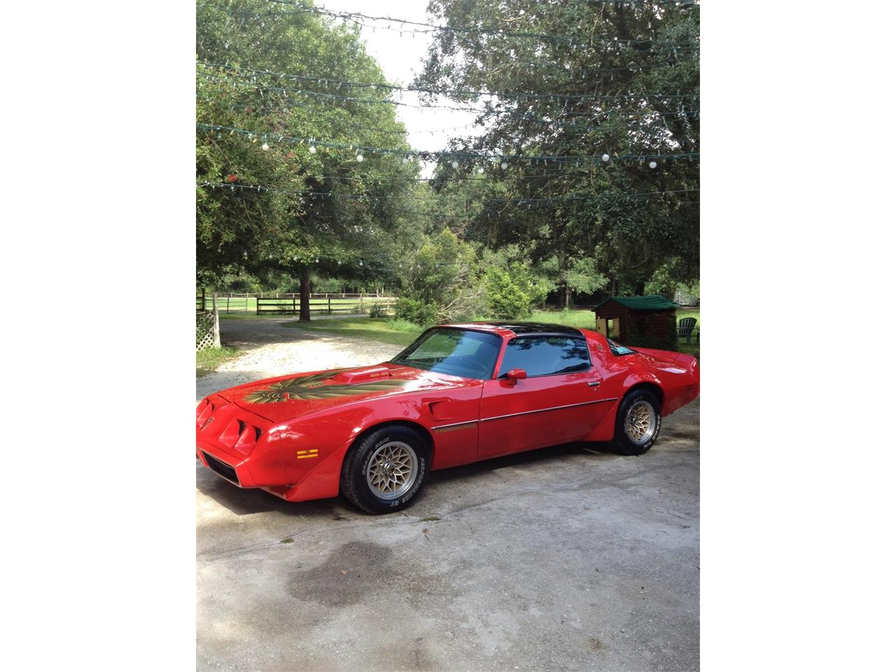 Large Picture of '79 Pontiac Firebird Trans Am Offered by a Private Seller - F2WL