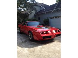 Picture of '79 Pontiac Firebird Trans Am located in Sarasota Florida - $29,900.00 Offered by a Private Seller - F2WL