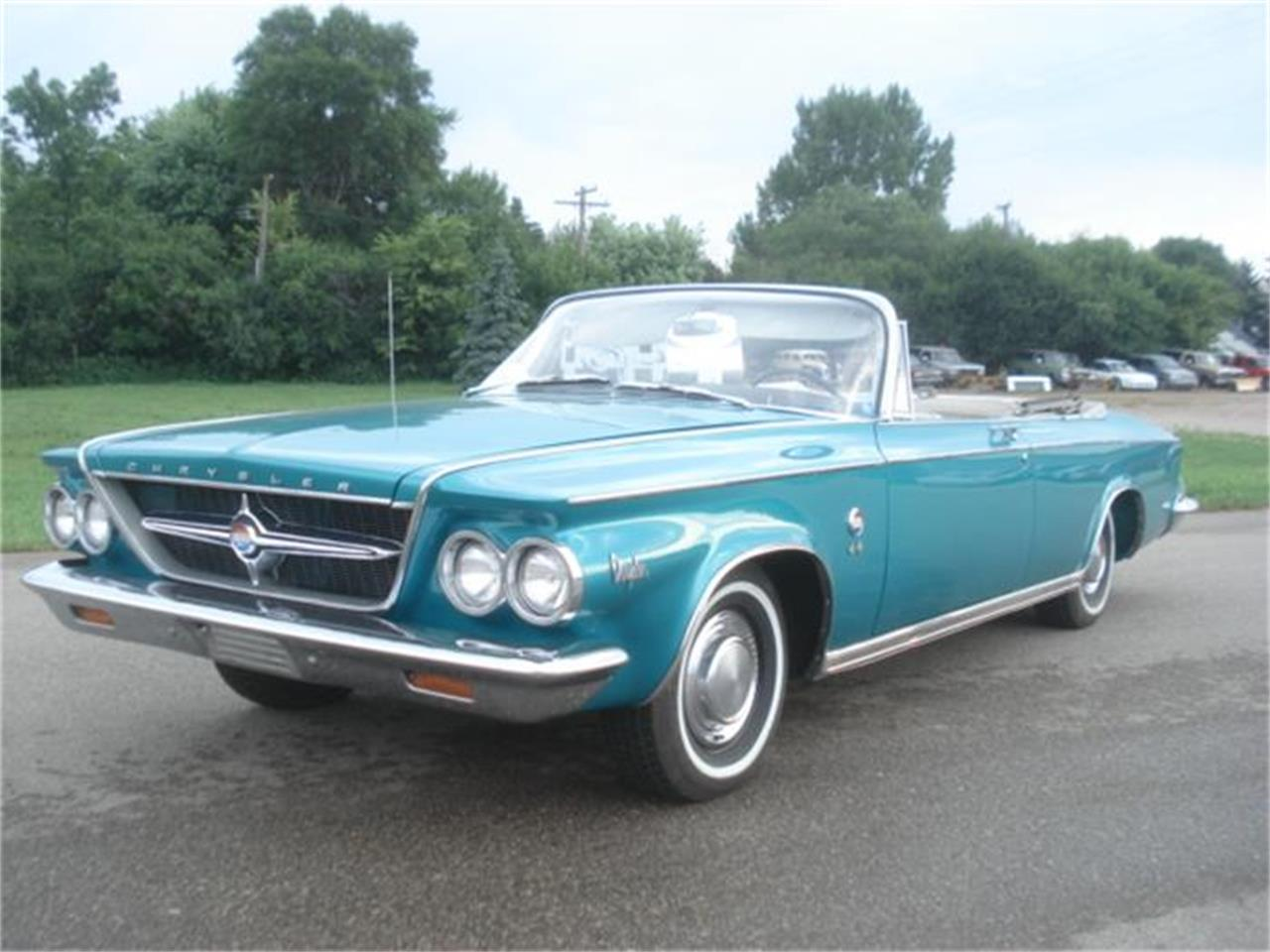 Large Picture of Classic 1963 Chrysler 300 - F34A