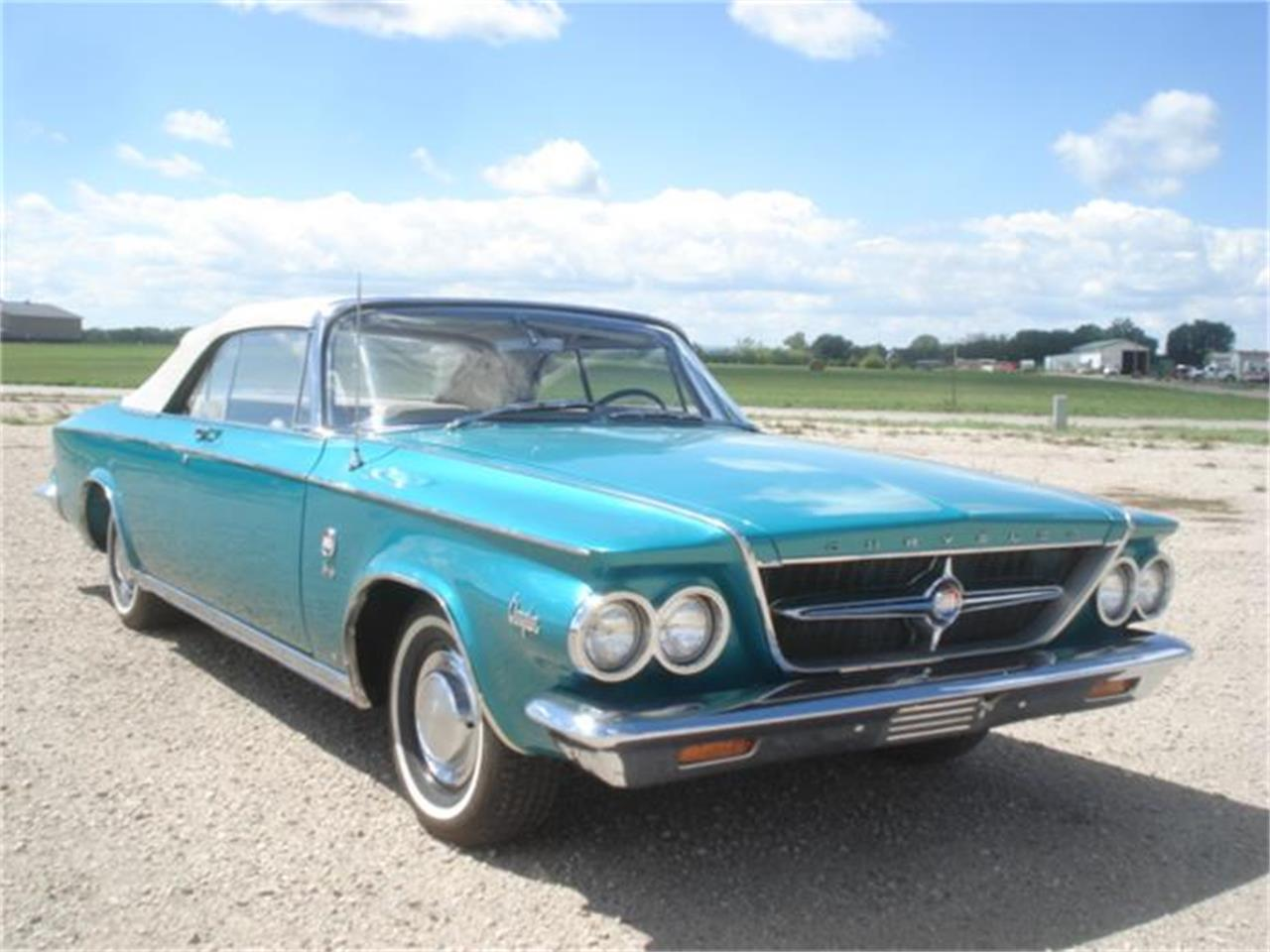 Large Picture of Classic '63 Chrysler 300 located in Milbank South Dakota - $21,985.00 - F34A
