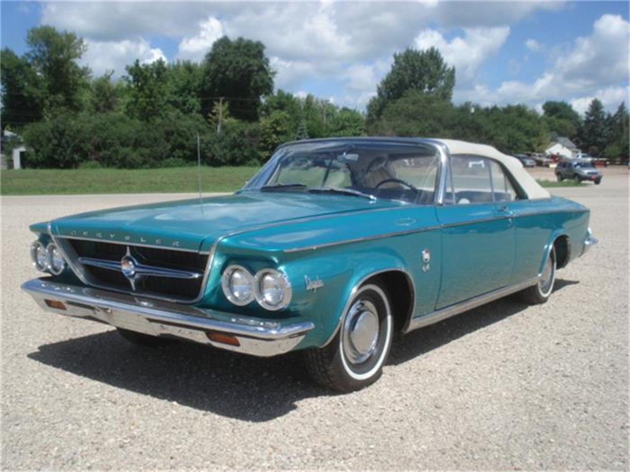Large Picture of Classic '63 Chrysler 300 located in Milbank South Dakota - $21,985.00 Offered by Gesswein Motors - F34A