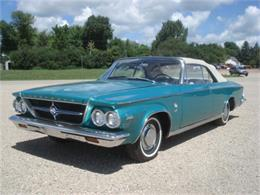Picture of Classic 1963 Chrysler 300 located in Milbank South Dakota - $21,985.00 Offered by Gesswein Motors - F34A