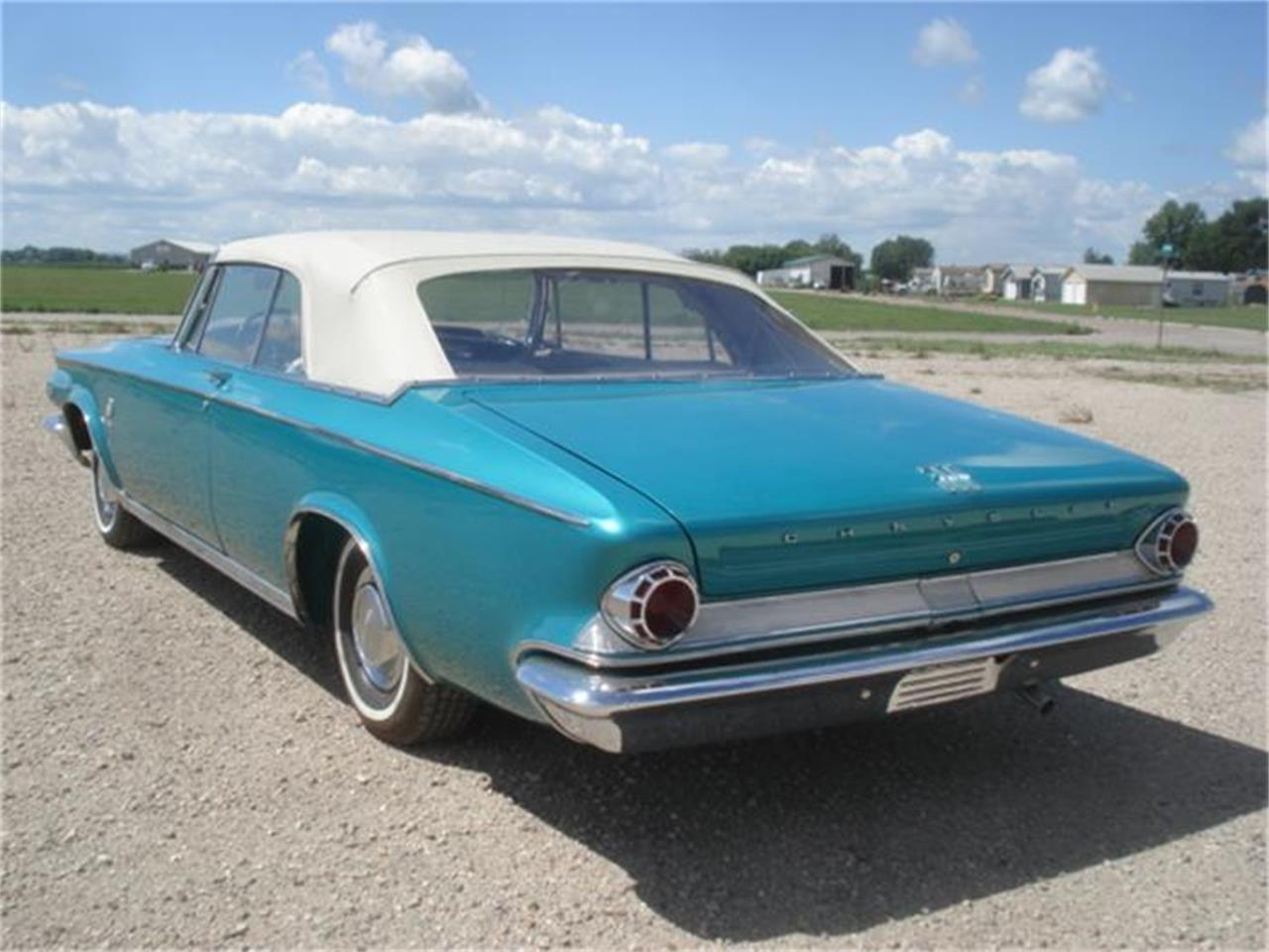Large Picture of Classic 1963 300 located in Milbank South Dakota Offered by Gesswein Motors - F34A