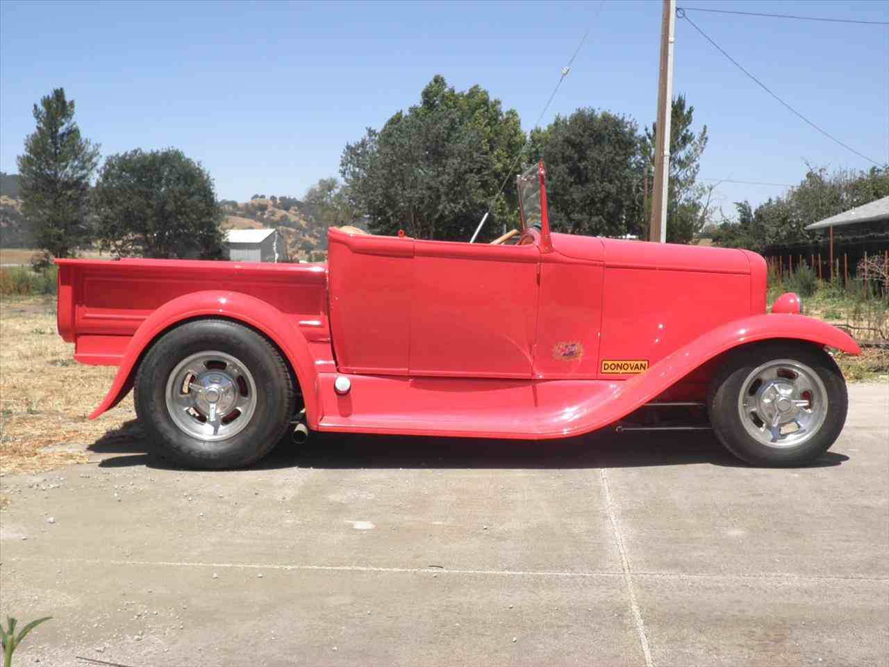 Large Picture of '31 Roadster - F36W