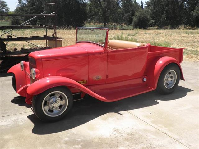 Picture of Classic '31 Roadster located in San Luis Obispo California Offered by  - F36W